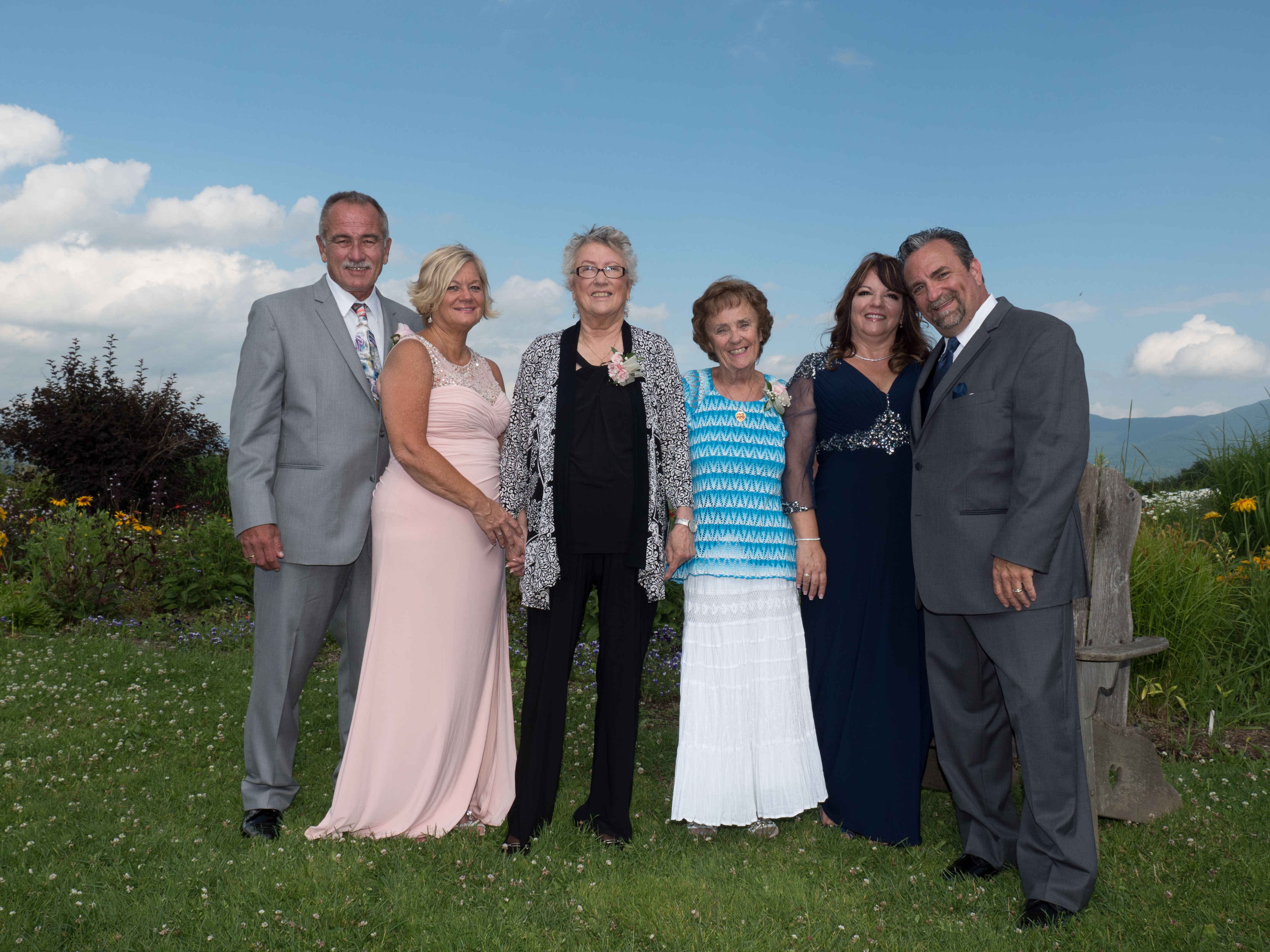 Wedding At Von Trapp Family Lodge In Stowe 6