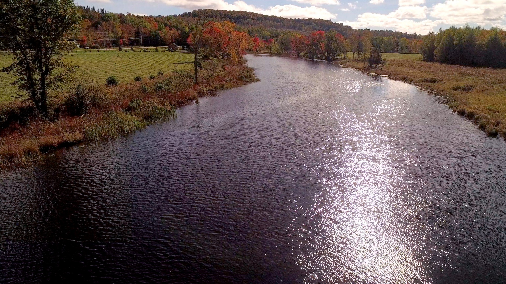The Clyde at East Charleston, VT