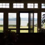 Shelburne Farms Inn French doors